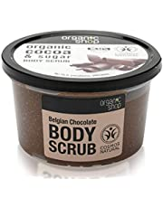 Organic Shop Belgische Chocolade Body Scrub, 250 ml