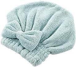 Microfiber Hair Turban Quickly Dry Hair Hat Cartoon Women Girls Ladies Cap Bathing Drying Towel Head Wrap Hat Towel Bathin...