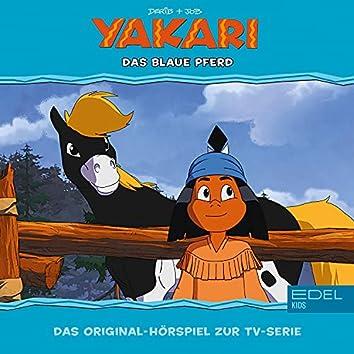 Folge 27: Das blaue Pferd (Das Original-Hörspiel zur TV-Serie)
