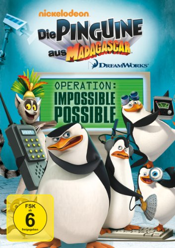 Die Pinguine aus Madagascar: Operation Impossible Possible