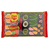 Chupa Chups Candy Sushi, Mix di Caramelle Gommose, Gusto Frutti Assortiti, 1 Confezione da...