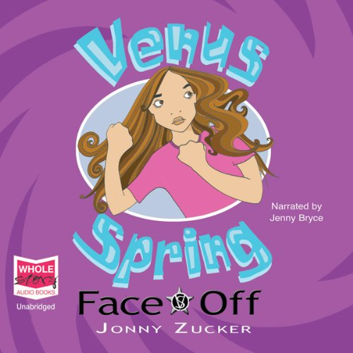 Venus Spring cover art