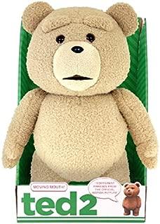 映画 Ted2 テッド2 公式 おしゃべり ぬいぐるみ 40cm 16インチ しゃべる テディベア