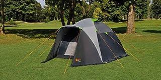 Conver cortina de acampada frontera 4Quattro Plazas. Tienda de playa, de camping, de playa, de montaña. 390x 240x 170cm
