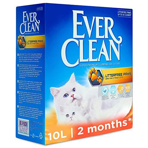 Ever Clean Lettiera Litterfree Paws, 10.Litri, Profumata