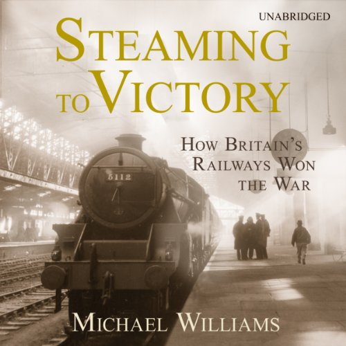 Steaming to Victory audiobook cover art