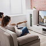 AUKEY Receptor Transmisor Bluetooth 5.0, Audio Adaptador Inal¨¢mbrico con aptx-LL, ¨ptico Digital TOSLINK, RCA o 3,5 mm para TV o el Sistema EST¨¦REO del Hogar