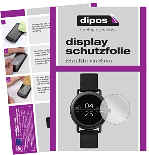 dipos Skagen Falster Protector de pantalla - 6x pelicula protectora claro
