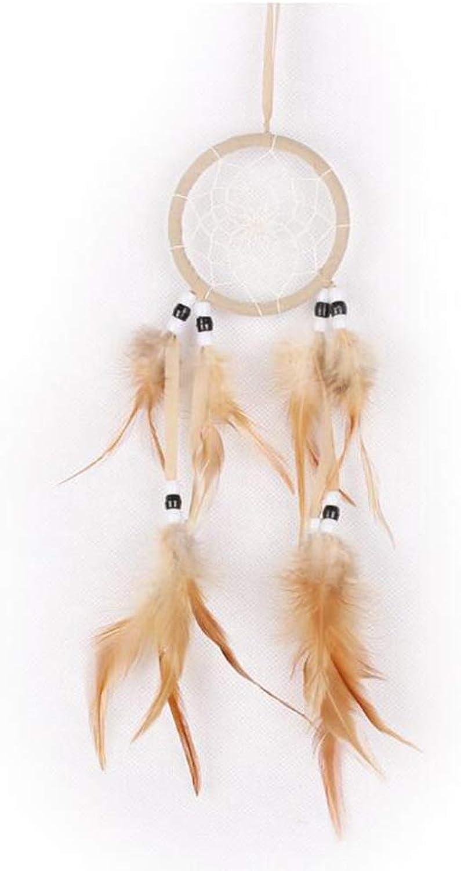Y-YT Traumfänger Indian Feather kreatives Geschenk nach Hause Hause Hause Auto hängenden Schmuck handgefertigt B07KM4R2FP edd0ef