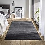 Teppich Wölkchen Waschbarer Teppich mit Anti-Rutsch I Flauschiger Kurzflor für Badezimmer, Kinderzimmer oder...