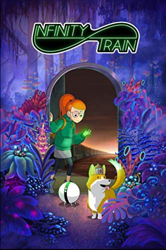 Compare Textbook Prices for Infinity Train: Writing Journal - Lined Notebook - Perfect Gift For Kids - Composition Book 6x9 - 100 Pages  ISBN 9798648296749 by Publishing, Freeman