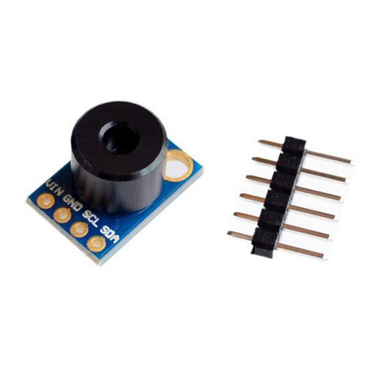 Tree-on-Life Capteur num/érique GY-BME280-5V SPI I2C Module de capteur de temp/érature dhumidit/é et de Pression barom/étrique 1.8-5V DC Haute pr/écision