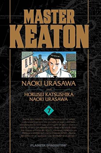 Master Keaton nº 07/12