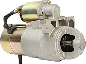 DB Electrical SDR0042 Starter For 5.7 5.7L Chevrolet Camaro & Pontiac Firebird 98 99 00 01 02/Corvette 97 98 99 00 01 02 03 04/6.0 6.0L Silverado, Sierra Pickup 2500 (1999)/12563830,12564109,12574859