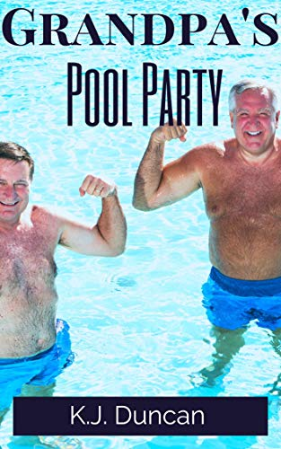 Grandpa's Pool Party (English Edition)