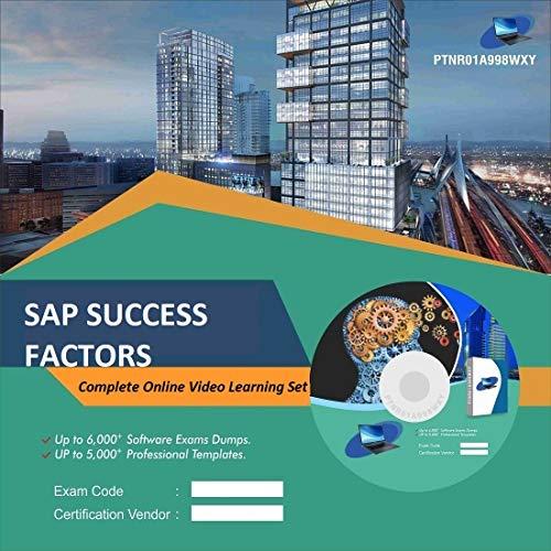 SAP SUCCESS FACTORS Complete Video Learning Solution Set (DVD)