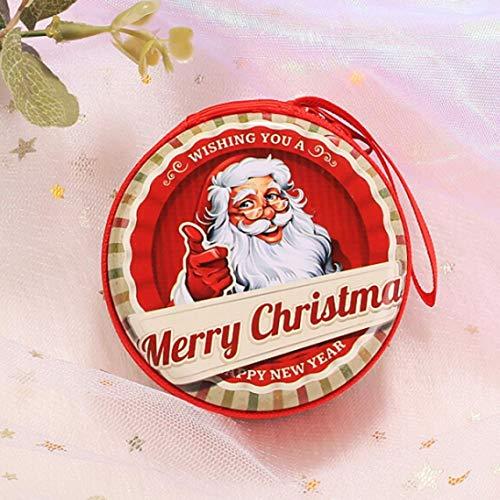 Jyuesi Onberispelijke Nieuwe Mini Tin Box Verzegelde Jar Kleine Opslag Kan Barok Voor Kid Packing Xmas Candy Box Kerst Coin Oorbellen Koptelefoon Gift Box in fijne stijl