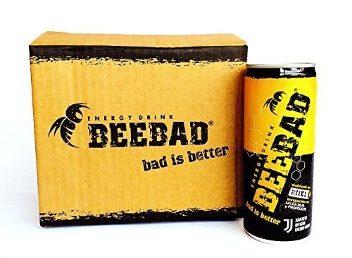 BEEBAD Energy Drink Six Pack