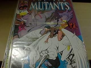 The New Mutants (Comic) - Vol. 1 No. 56