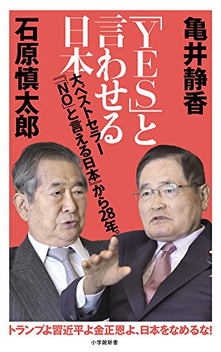 「YES」と言わせる日本 (小学館新書)