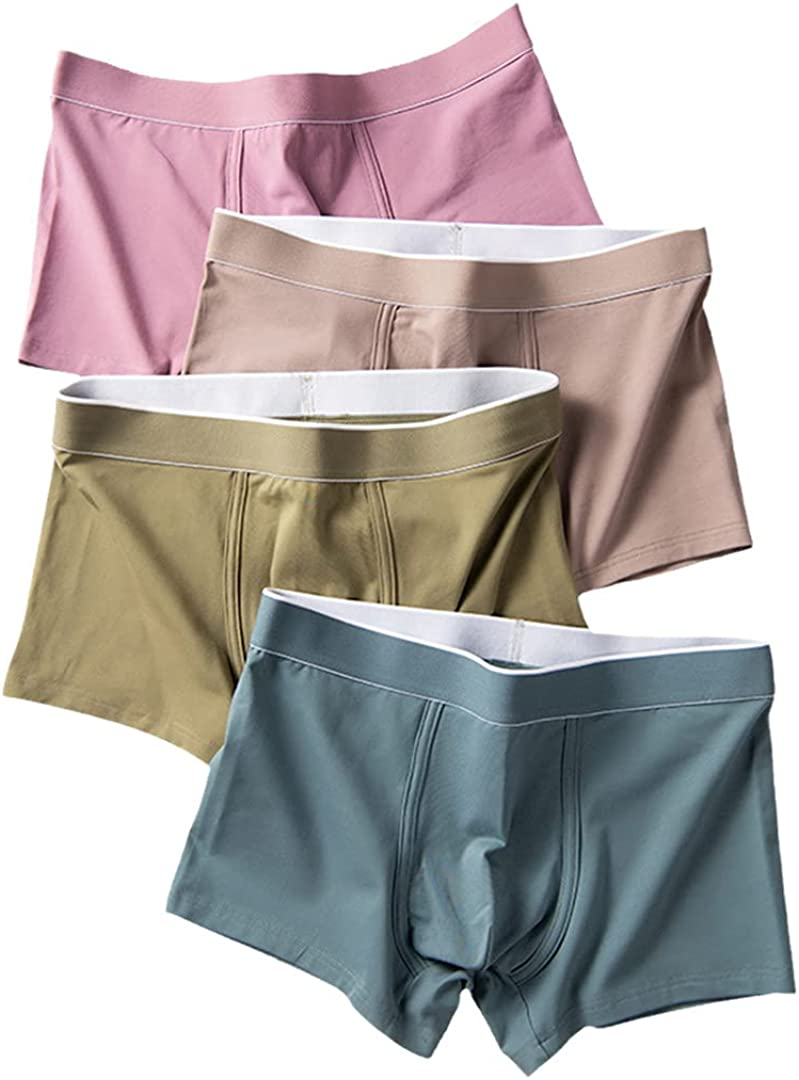 All items in the store Purchase 4Pcs Lot Mens Boxers Underwear Shorts Homme Boxer Joc Underpants