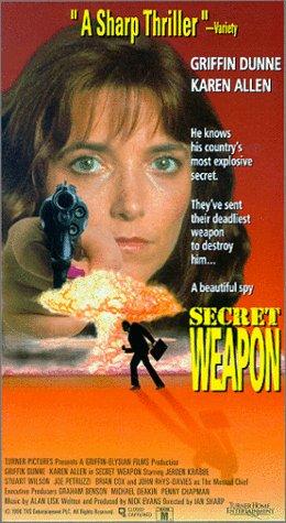 Secret Weapon [USA] [VHS]