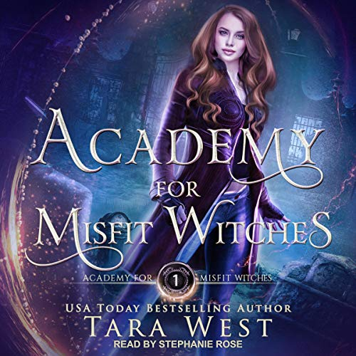 Academy for Misfit Witches Series 1 cover art