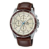 Casio Edifice Chronograph Beige Dial Men's Watch - EFR-526L-7BVUDF (EX303)