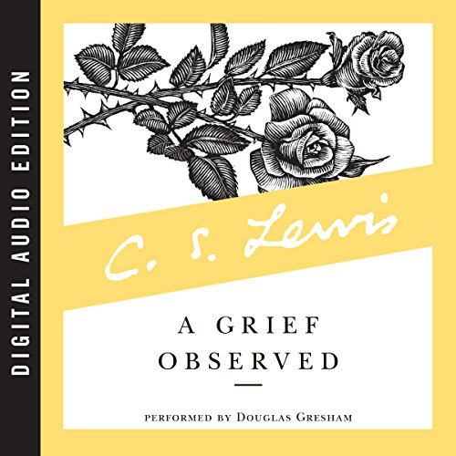 A Grief Observed audiobook cover art