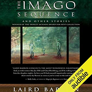 The Imago Sequence audiobook cover art