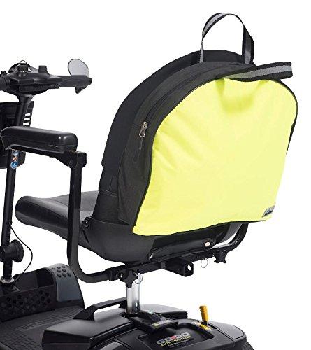 Simplantex Hi-Vis Drop Over Mobility Scooter Bag