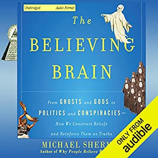 The Believing Brain cover art
