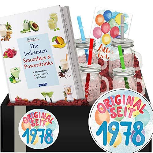 Original seit 1958 - DIY-Set Smoothies und Shakes - Geschenke für damen