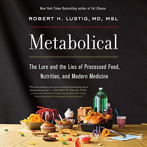 Metabolical cover art