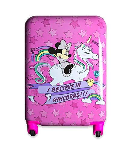 Maleta Trolley ABS Minnie Disney 4r 48cm