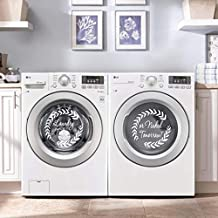 Vinyl Quote Me Laundry Washer Dryer Decal Sticker Decor   Laundry Today Or Naked Tomorrow Decals  Washer and Dryer Sticker   Laundry Room Decor