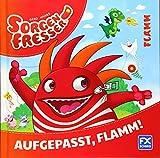 Gerd Hahns Sorgenfresser: Flamm - Aufgepasst, Flamm! ; Deutsch; durchg. farb. Ill. u. Text -