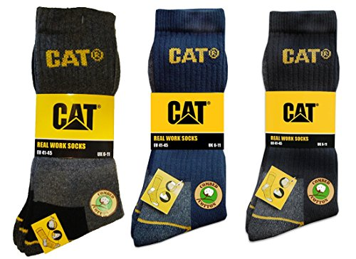 CAT Caterpillar Herren Universal Arbeitssocken