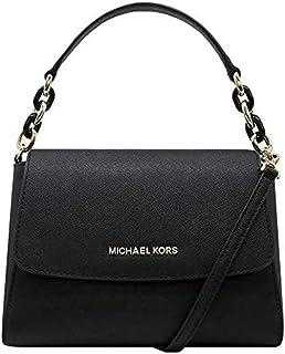 حقيبة يد صغيرة من الجلد من مايكل كورس سافيانو