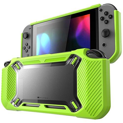 Mumba Funda para Nintendo Switch [Reforzada] Carcasa Dura Delgada y...