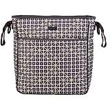 Tuc Tuc Weekend Hope - Bolso para silla de paraguas, color negro/gris