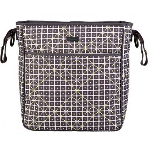 Tuc Tuc Weekend Hope - Bolso para silla de paraguas, color negro/gris