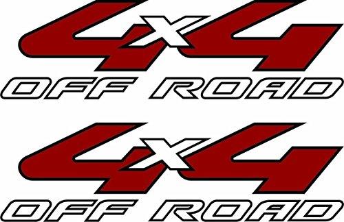 EZ CUT PRO 2X 2007 2008 Decals F150 F250 4x4 Off Road Decals Stickers F Truck...