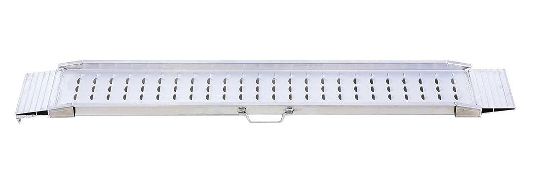 ヒューマニスティック能力典型的な昭和ブリッジ (SHOWA BRIDGE) アルミラダーレール [ SGN-180-30-0.5T ] 【1本販売】 SGN-180-30-0.5T