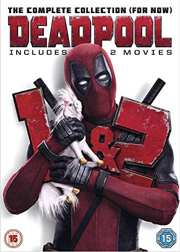 Deadpool Doublepack DVD [UK Import]