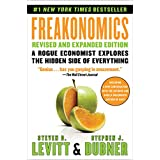 Freakonomics Rev Ed: A Rogue Economist Explores the Hidden Side of Everything (English Edition)