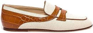 Tod's Luxury Fashion Womens XXW79A0CJ40NBX00N9 Multicolor Loafers | Spring Summer 20