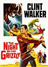 night of the grizzly dvd