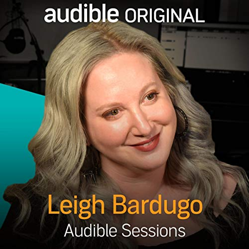 Leigh Bardugo audiobook cover art