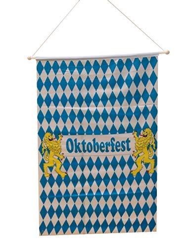 "TrendClub100® Fahne Flagge ""Oktoberfest"" - 40x60 cm / 60x40 cm"